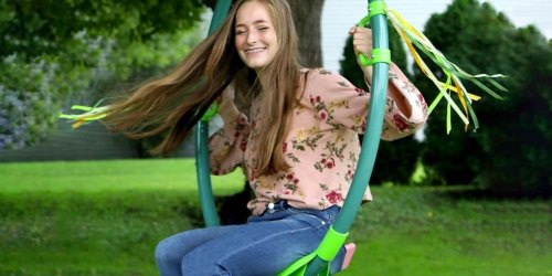 Hoopla Ring Swing Only $39.98 on SamsClub.com | Holds Up to 150-Pounds