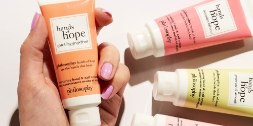 Philosophy Hand Lotion 4-Piece Gift Set Only $24 Shipped ($44 Value)