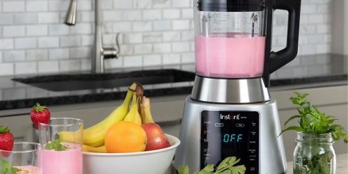 Instant Pot Cooking Blender ONLY $37.56 Shipped on Amazon or Macys.com (Regularly $150)
