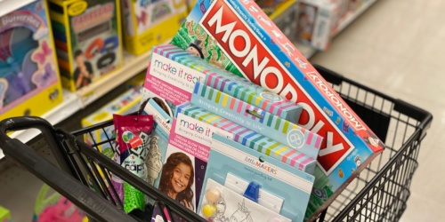 Up to 75% Off Kids' Clearance at JOANN | 99¢ Craft Kits & Supplies, $7.49 Board Games + More