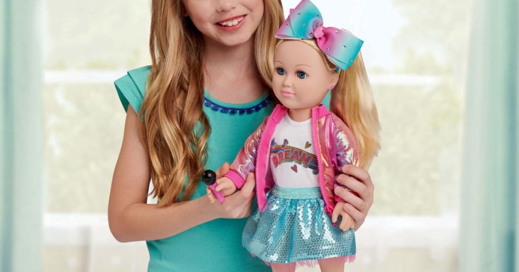 Jojo Siwa Doll