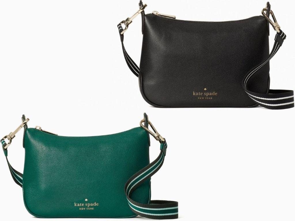 two Kate Spade crossbody bags