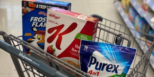 Best Walgreens Weekly Ad Deals 7/11-7/17 (B1G1 Detergent, Cheap Cereal & More!)