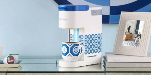 Keurig K-Mini Jonathan Adler Coffee Maker Only $49.99 Shipped on BestBuy.com (Regularly $100)