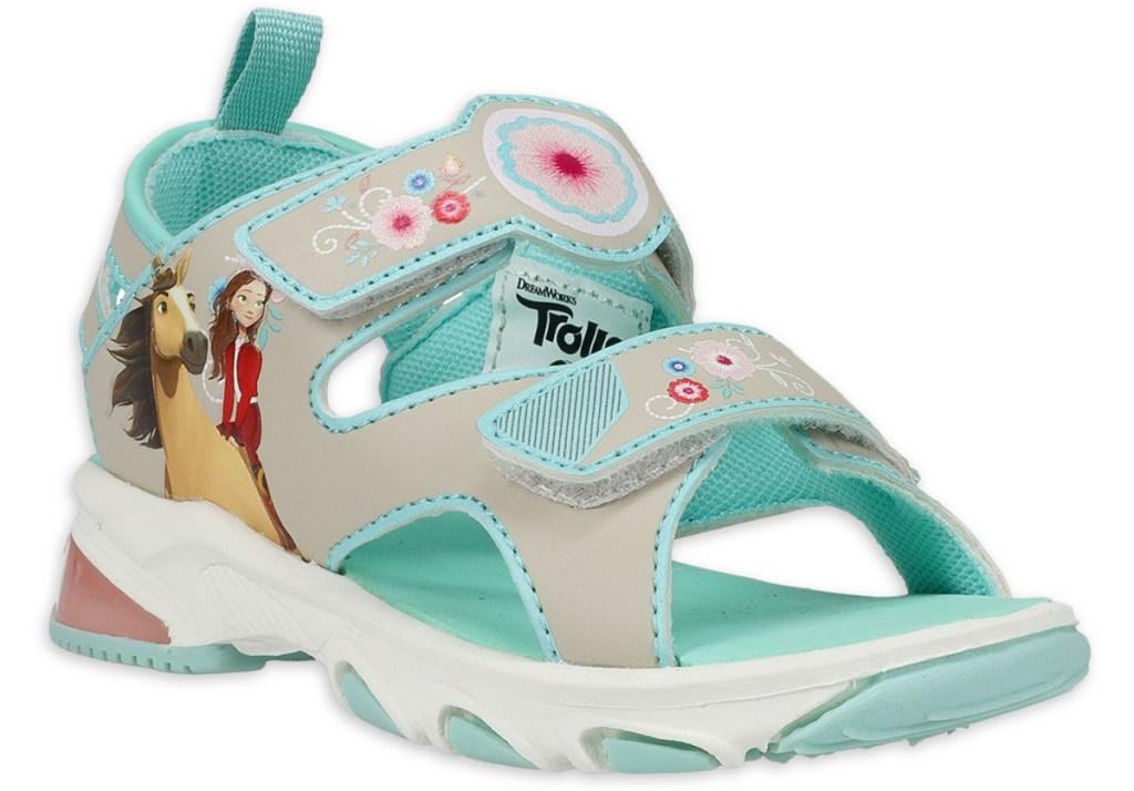 spirit toddler sandals