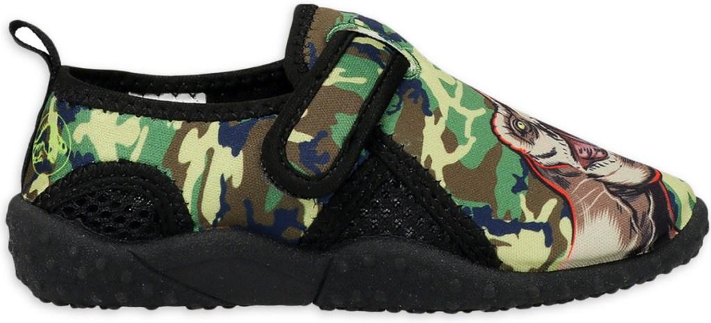 boys jurassic park shoes