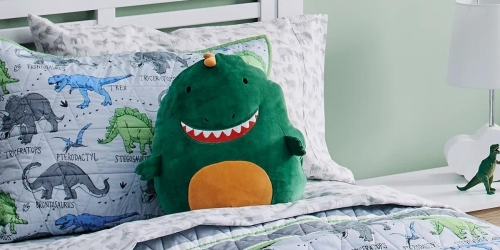 The Big One Kids Squishable Critter Pillows from $13 Shipped for Select Kohl's Cardholders (Regularly $27)