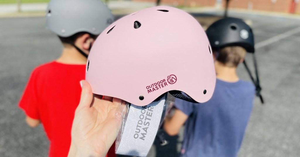 Kids Skateboard Cycling Helmet
