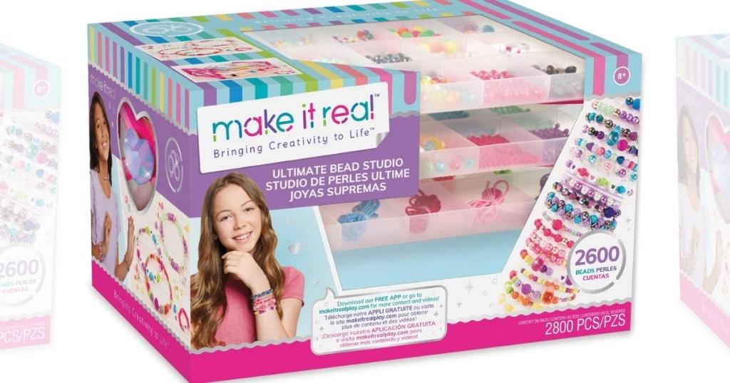 Kids Ultimate Bead Studio by Make It Real