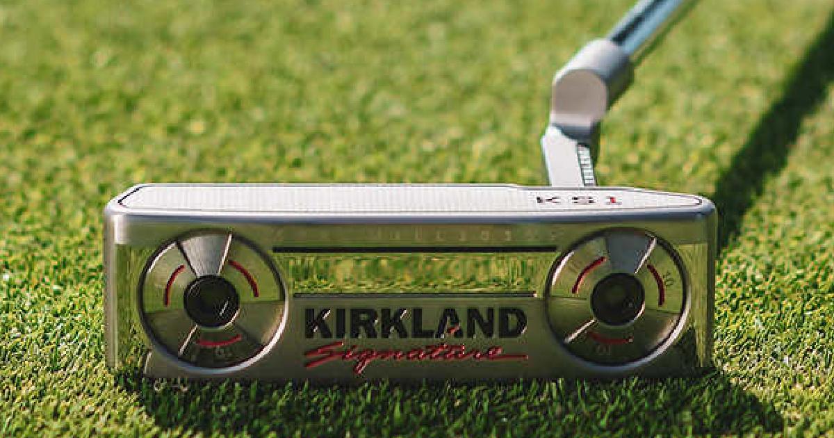 Kirkland Signature Right Handed KS1 Putter