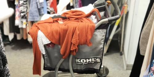 30% Off for Kohl's Cardholders & Earn Kohl's Cash (+ Free Shipping for Select Cardholders!)