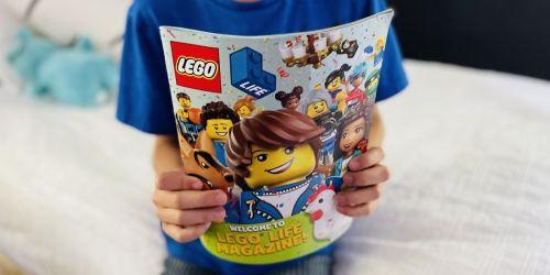 Free LEGO Life Magazine Subscription | Awesome for Kiddos 5-9