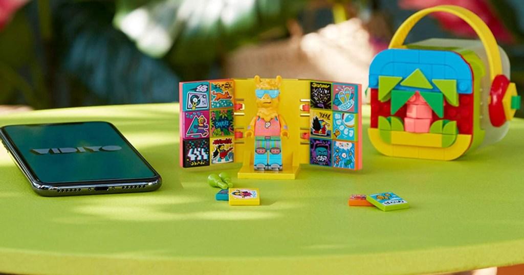 llama themed LEGO set