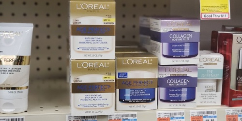 L'Oreal Paris Anti-Aging Creams from $5.95 Each Shipped on Amazon (Regularly $18)