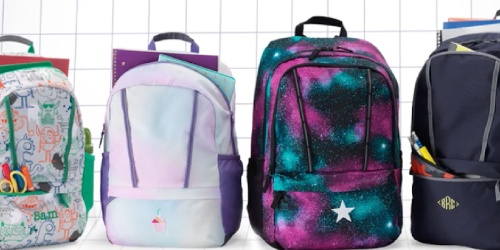 50% Off Lands' End Backpacks & Lunch Boxes | Lots of Style Choices