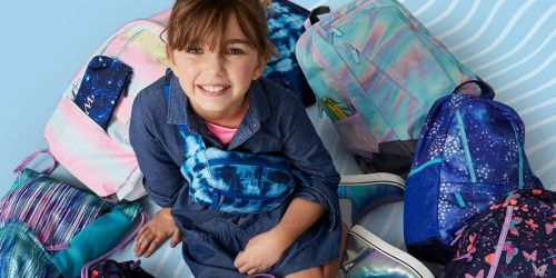 Wow! 50% Off Lands' End Kids Backpacks & Lunch Boxes + Free Shipping