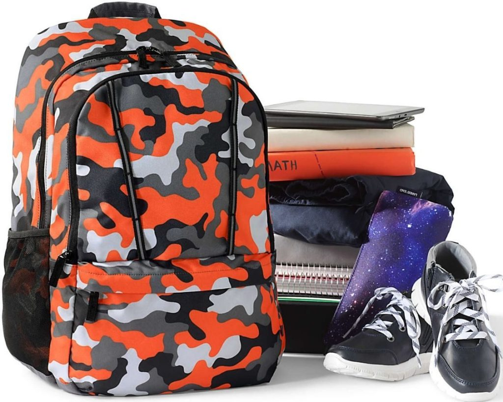 Lands' End Large Backpack