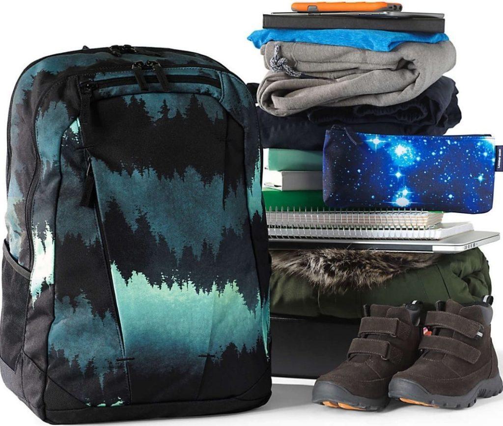 Lands' End Large Techpack Backpack