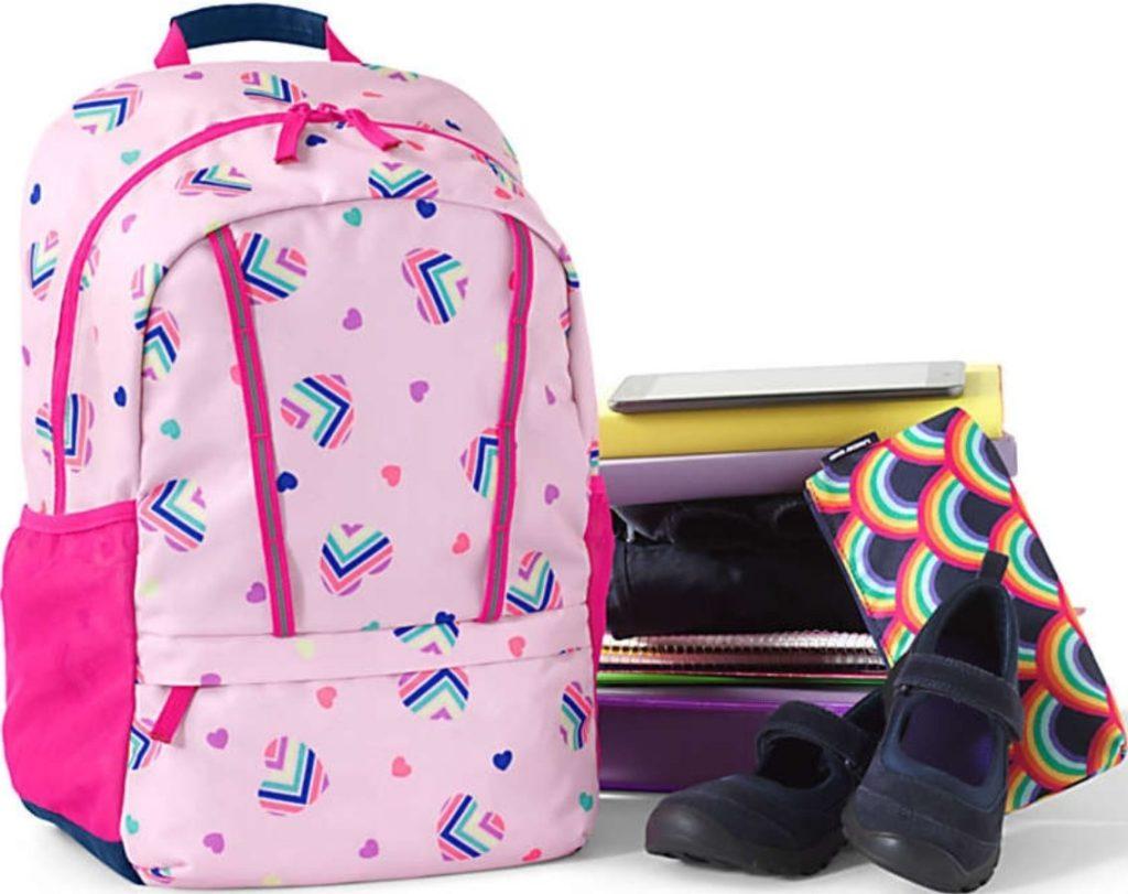 Lands' End Medium Backpack