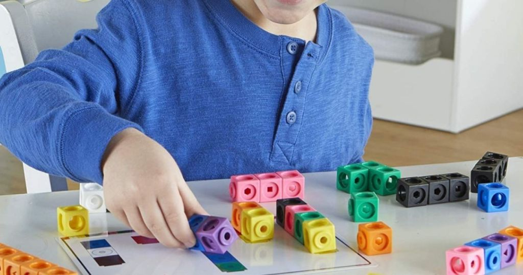 Learning Resources Math Cubes