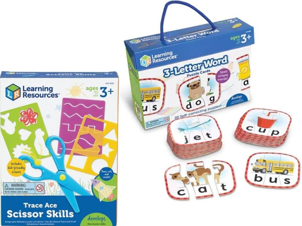 Learning Resources educational sets