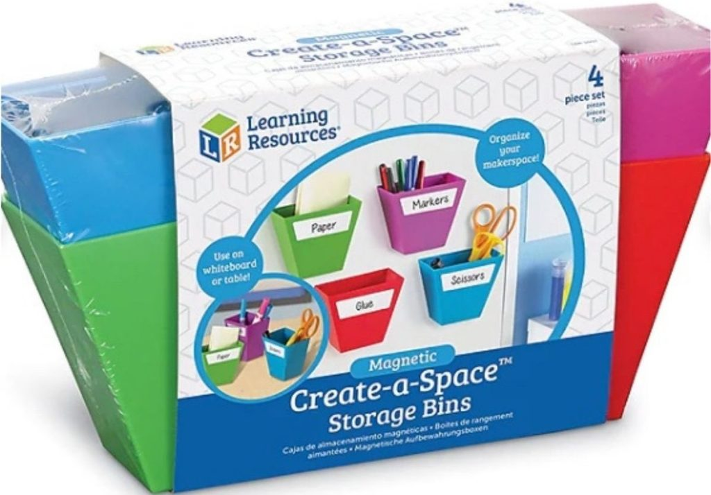 Learning Resources Storage Bins