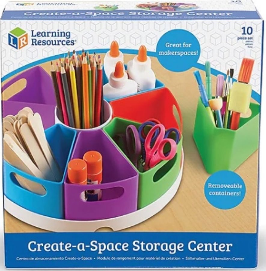 Learning Resources Storage Center