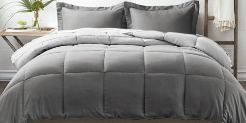 Linens & Hutch Down-Alternative Comforter Sets from $27 Shipped | Perfect for College Kids