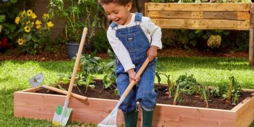 Little Tikes Growing Garden Tool Set Just $11 on Target.com (Regularly $25)