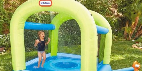 Little Tikes Splash n' Spray Indoor/Outdoor Bouncer Just $174.99 Shipped on Amazon (Regularly $250)