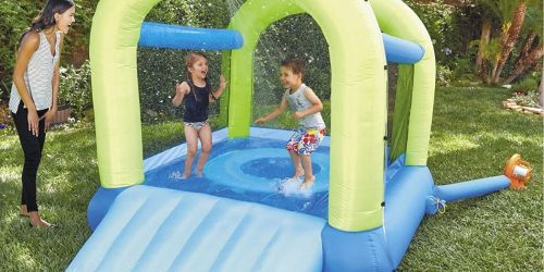 Little Tikes Splash n' Spray Inflatable Bouncer Only $174.99 Shipped on Amazon (Regularly $250)