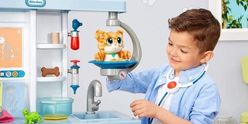 Little Tikes My First Pet Checkup Set Only $59 Shipped on Amazon (Regularly $94)   Includes 2 Pets & 15 Accessories