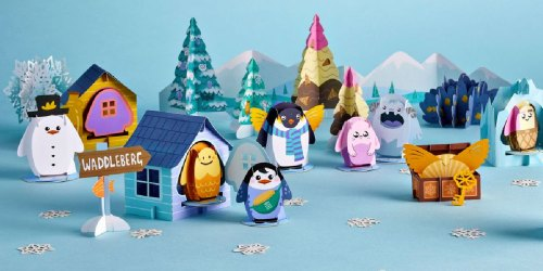 LovePop 3D Story Advent Calendars Available to Pre-Order Now (+ Save 10% & Score Free Shipping)
