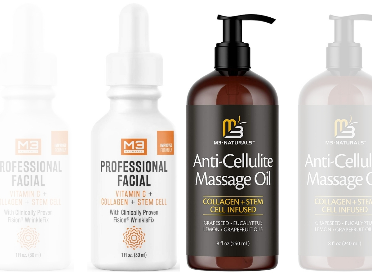 M3 Natural Personal Care Products