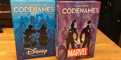 Disney or Marvel Codenames Games Only $9.96 on Macys.com (Regularly $25)
