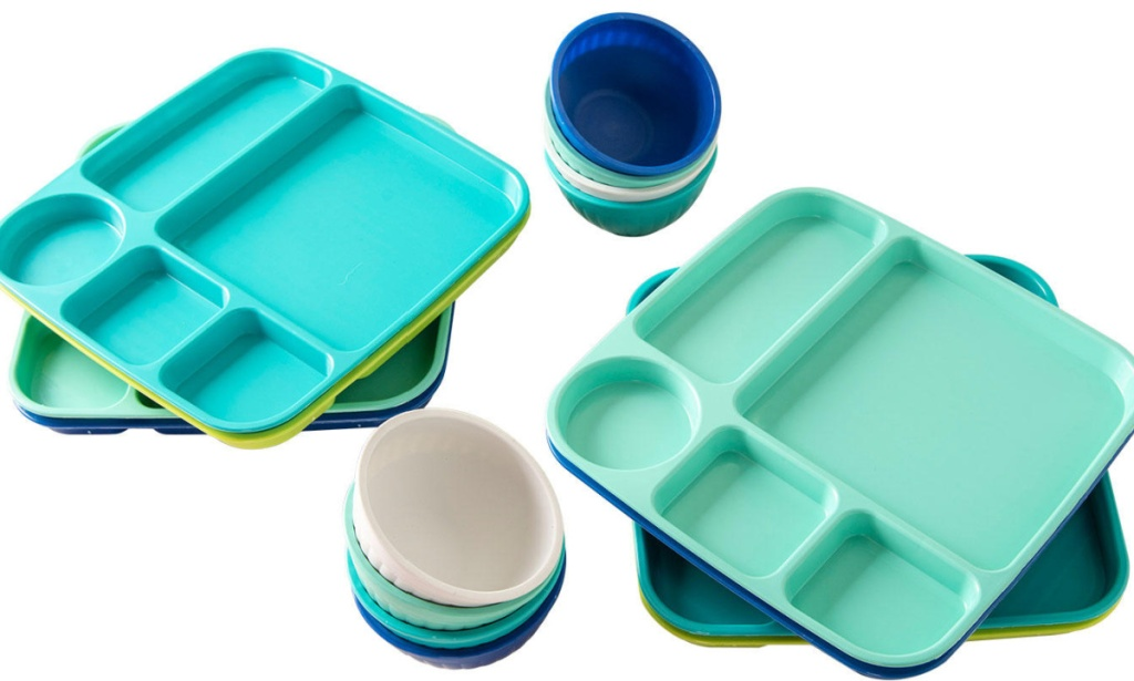 Microwave Safe Summer Picnic and Party with bowls