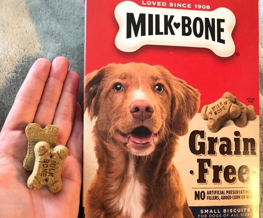 Milkbone Grain Free Small Biscuits