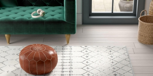 Area Rugs from $76.99 Shipped on Wayfair.com | Lots of Styles & Colors