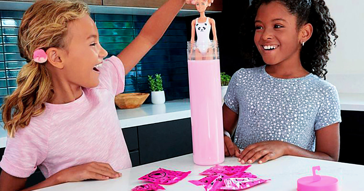 Mystery Color Reveal Dolls by Barbie