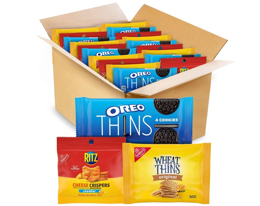 Nabisco Cookies & Crackers Snack Pack
