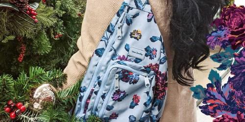 Vera Bradley Sling Backpack Only $23.38 Shipped (Regularly $55)