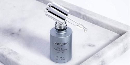Neutrogena Rapid Wrinkle Repair Retinol Serum Only $13 Shipped on Amazon (Regularly $25)