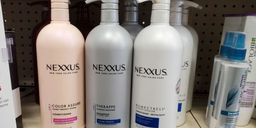 Nexxus 1-Liter Therappe Shampoo & Humectress Conditioner 2-Pack Only $19.44 Shipped on Amazon (Regularly $46)