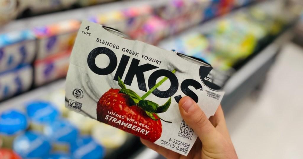 oiko yogurts in target