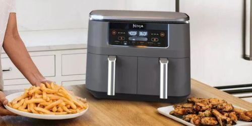 Ninja Foodi 2-Basket Air Fryer from $91.79 Shipped + Get $10 Kohl's Cash (Regularly $220)