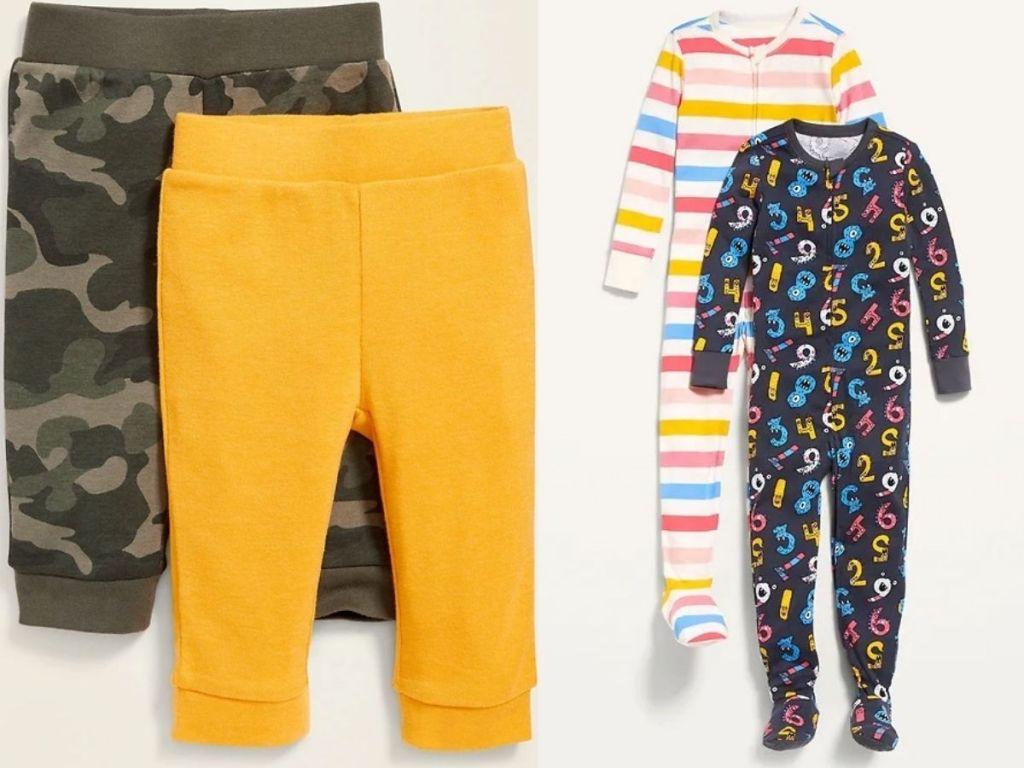 Old Navy Baby Pants and Pajamas
