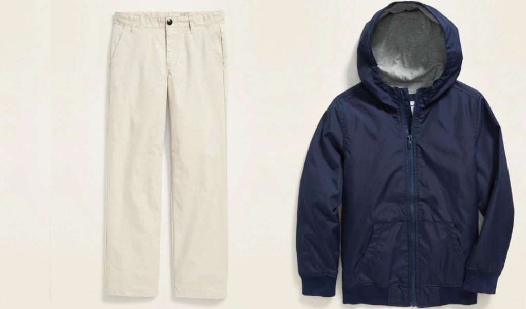 Old Navy Boys Pants and Jacket