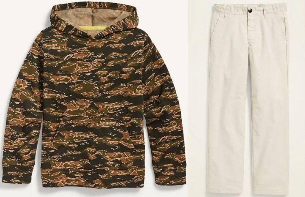 Old Navy Boys top and pants