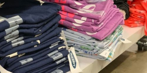 Up to 75% Off Old Navy Baby & Kids Clearance | Includes Pajamas, Socks, Hoodies & More
