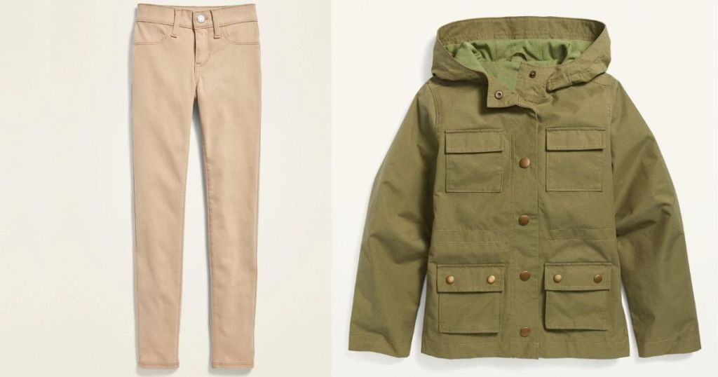 Old Navy Pants and Jacket